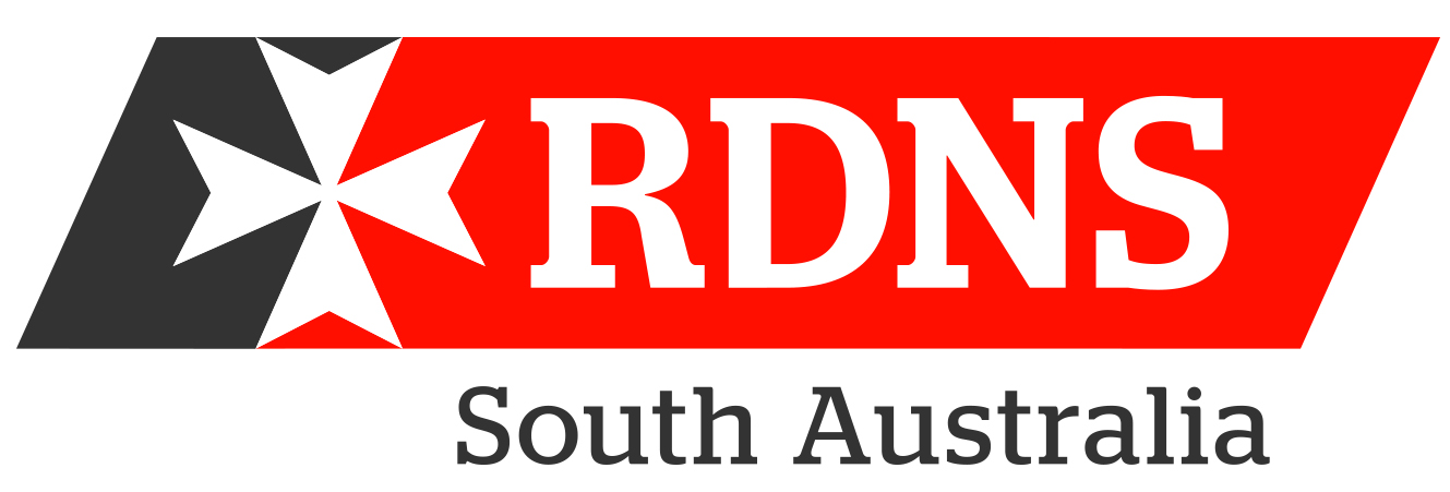 Logo for the Royal District Nursing Service: South Australia